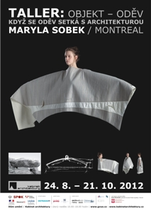Taller: objekt  odv / Maryla Sobek / Montreal
