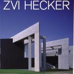 Obálka katalogu Zvi Hecker