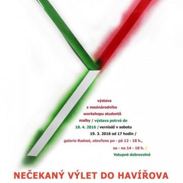 necekany-vylet-havirov_plakat